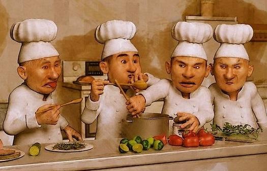 Too many Cooks (2)